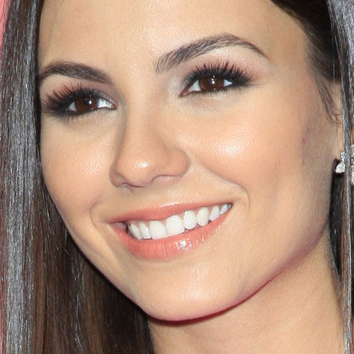 Then Amp Now Victoria Justice The Beauty Notes