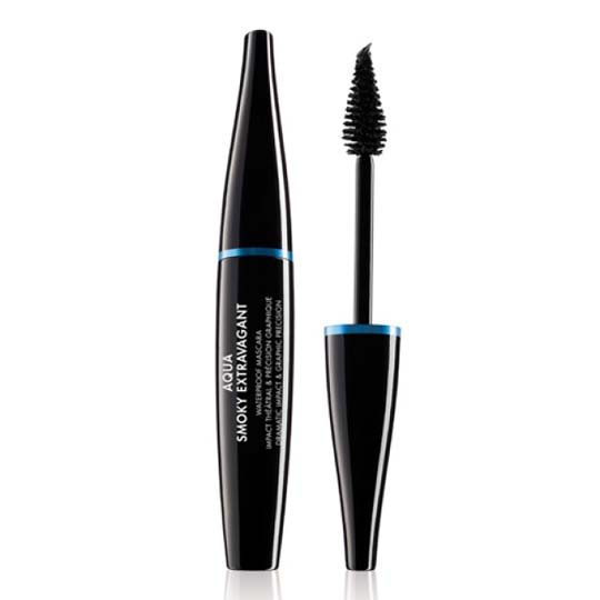 Aqua Smoky Extravagant Mascara, Waterproof, Make Up Forever, MUFE