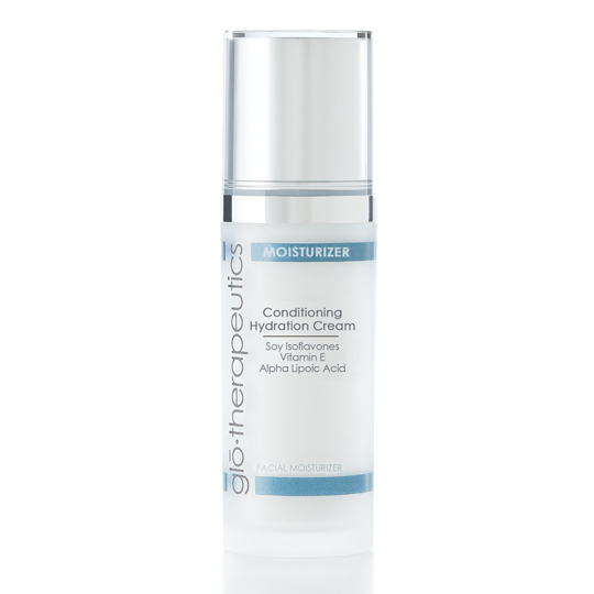 GloMinerals, GloProfessional, GloTherapeutics, Conditioning Hydration Cream, Skincare, Overnight Routine, Face Cream