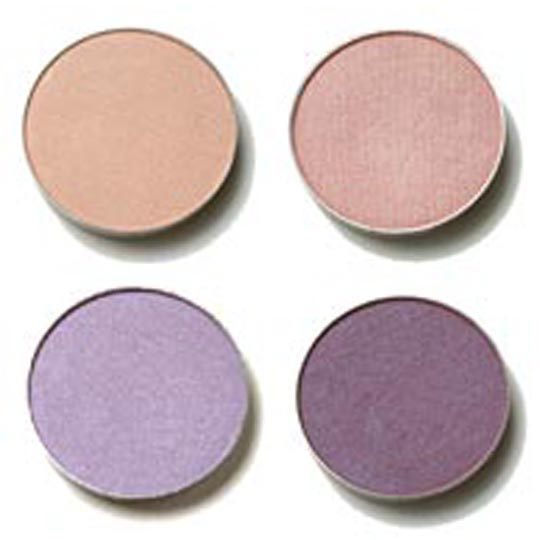Face Atelier, Eyeshadows, In the Pink, Purple Passion, Eyeshadows