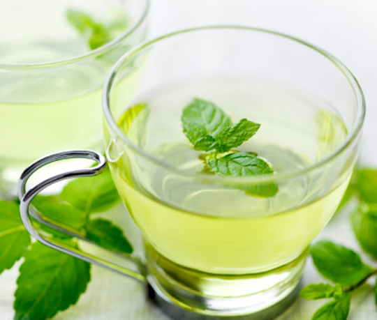 Peppermint Tea, Skincare