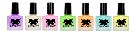 Lime Crime, Nail Polish