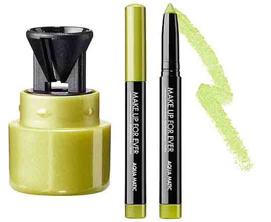 Make Up Forever, Aqua Matic, Waterproof, Eyeshadow