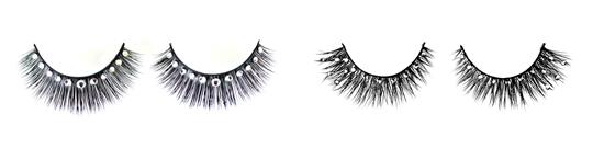 Femme Fatale Mink Lashes, false lashes, eyelashes,