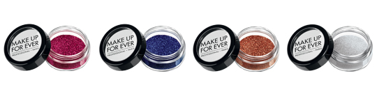 MAKE UP FOREVER, MAKE UP FOREVER glitters, sparkles, eye makeup