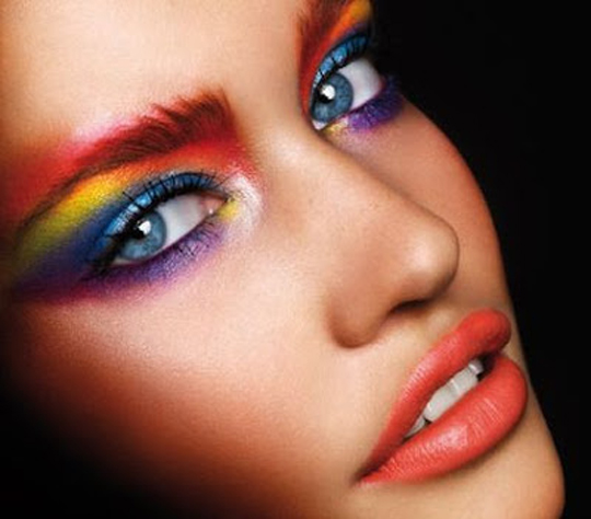 Caribana Makeup Inspiration